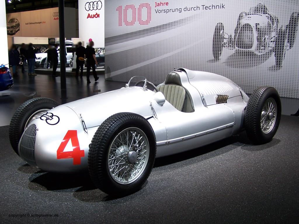 Autobilder auto union typ d for D and a motors